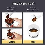 YOBENS-NBM-Capsula-Riutilizzabile-Riutilizzabile-in-Acciaio-stianless-per-Il-Filtro-del-Filtro-caffe-Nespresso-Vertuo-per-Verto-Plus-Farbe-Orange