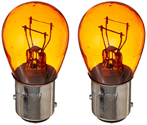 Price comparison product image Putco 211157A Super Orange Mini-Halogen Bulb,  Pair