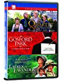 Quartet / Gosford Park / Ladies in Lavender (Triple Feature)