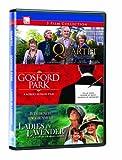 Maggie Smith: Quartet / Gosford Park / Ladies in Lavender (Triple Feature)