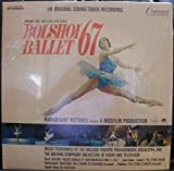 BOLSHOI BALLET 67 (ORIGINAL SOUNDTRACK LP, 1967)