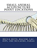 Small Animal Acupuncture Point Locations
