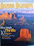 Arizona Highways ~ January 2007 (Sky-high Thrills: 10 Adventures in the Air, Lindbergh's Lucky Find, Aerial Portfolio, Soar and Survive, Vol. 83)