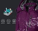 Wantdo Women's Waterproof Skiing Jacket with