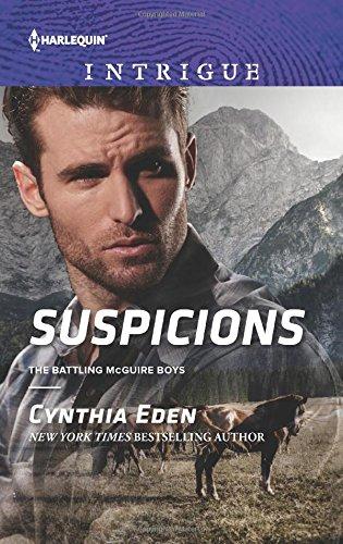 book cover of Suspicions
