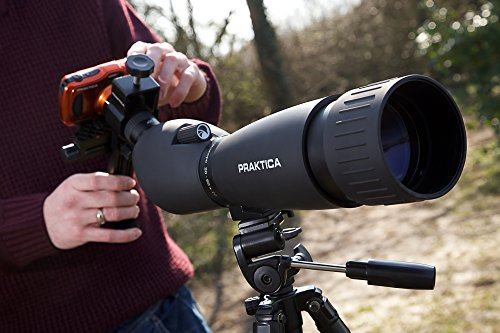 Praktica 20 60x77 teleskop inkl. tasche günstig kaufen