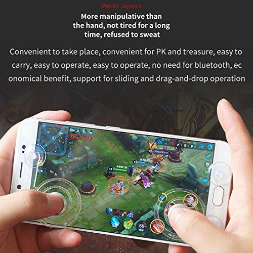 mobile cellphone mobile Game Joystick Accessories