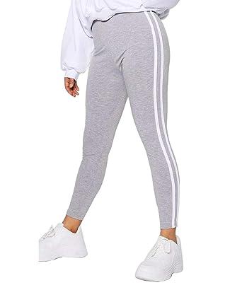 Sufiah - Pantalones de chándal para Mujer (Forro Polar) Estilo ...