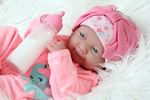 Amazon Com My Pretty And Cute Baby Girl Doll Smiling Preemie