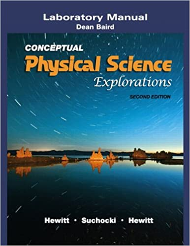 Amazon laboratory manual for conceptual physical science laboratory manual for conceptual physical science explorations 2nd edition fandeluxe Images