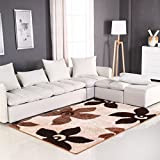 WAN SAN QIAN- Rug Home Modern Cozy Shag Collection Solid Shag Rug Contemporary Living & Bedroom Soft Shaggy Area Rug Rug ( Color : C , Size : 140x200cm )