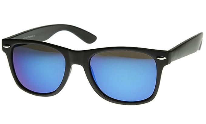 ZeroUV Gafas de sol - para hombre Black Blue talla unica ...