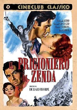 il prigioniero di zenda italian edition