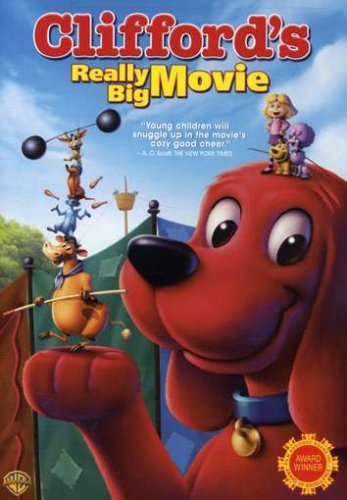 Clifford Really Big Movie Dvd