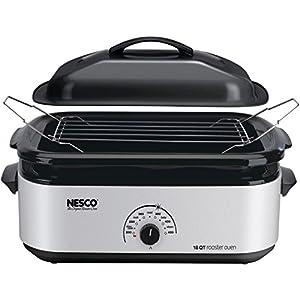 Nesco 4818-47 18 qt : nesco roaster oven- crockpot