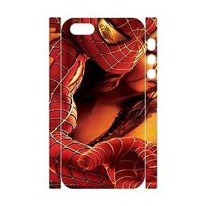 Back Skin Case Shell iphone5 5S 3D Cell Phone Case White aktery devushki elovek pauk spider man irsten anst kirsten dunst kino lyudi Pywye Pattern Hard Case Cover