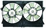 Depo 333-55009-000 Dual Fan Assembly