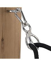 Blocker Tie Ring II - Stainless Steel