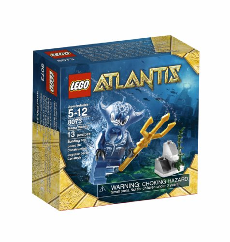LEGO 8073 Atlantis Manta Warrior