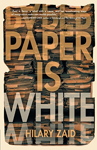 (Paper is White)