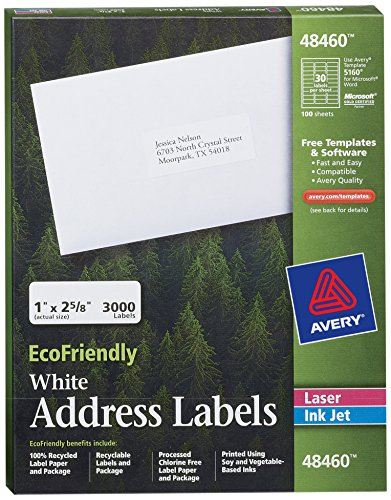 Mailing label template page 8 online shopping office depot for Office depot address label template