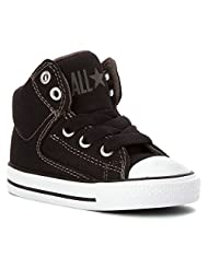 Converse Boy's Chuck Taylor High Street Low Top Sneaker Toddler Fashion Sneakers