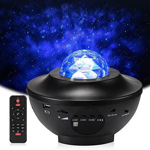 Delicacy Sky Laser Star Projector Ocean Wave Night Light Projector