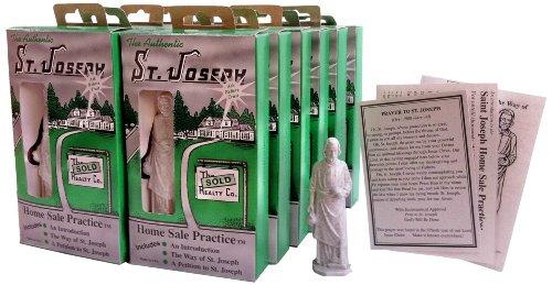 (Twos Sales 012 The Authentic St. Joseph Home Sale Practice Kit,)