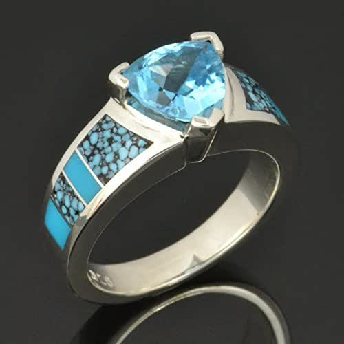handmade jewelry handbags accessories beauty grooming home decor artwork stationery party supplies kitchen dining furniture wedding baby - Turquoise Wedding Ring