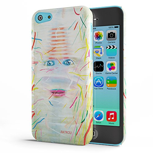 Koveru Back Cover Case for Apple iPhone 5C - Girl in cage of dreams