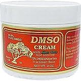DMSO Cream with Aloe Vera Rose Scented – 2 oz For Sale