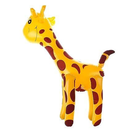 Amazon.com: OLX246 inflable de PVC jirafa de la piscina de ...