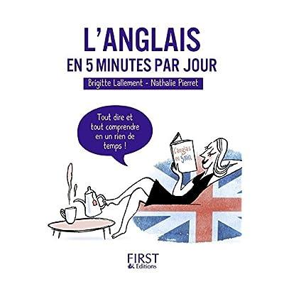 Les Petits Livres: Le Petit Livre De L'anglais En 5 Minutes Par Jour (French Edition)