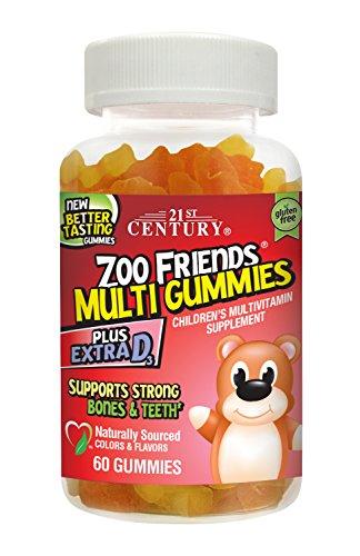 21st Century Zoo Friends Multi G...
