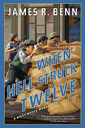 Book Cover: When Hell Struck Twelve