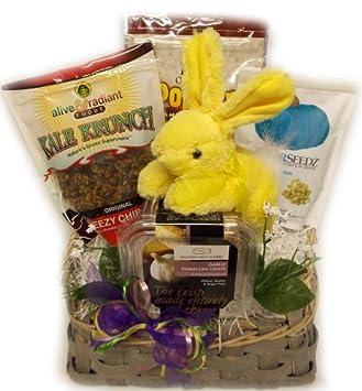 Amazon.com : Diabetic Easter Basket : Gourmet Snacks And Hors ...