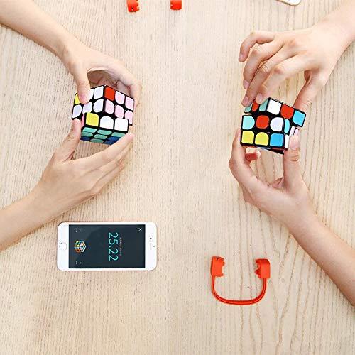 FidgetFidget Super Smart Magic Cube Educational Puzzles Toys App Comntrol from FidgetFidget