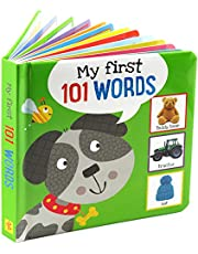 My First 101 WORDS Board Book