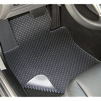 2007 2012 lexus es 350 clear floor mats 4. Black Bedroom Furniture Sets. Home Design Ideas