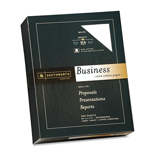 Southworth Premium Weight Business Paper - 6