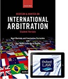 img - for Redfern and Hunter on International Arbitration (Paperback and eBook) book / textbook / text book