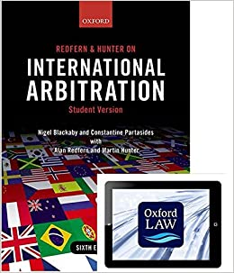 Buy redfern and hunter on international arbitration paperback and buy redfern and hunter on international arbitration paperback and ebook book online at low prices in india redfern and hunter on international fandeluxe Images