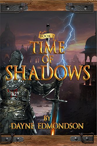 Time of Shadows (The Shadow Trilogy Book 2)