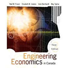 Engineering Economics in Canada (3rd Edition)