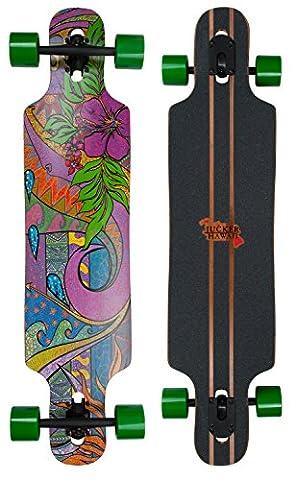 JUCKER HAWAII Longboard Wailani - Madrid Cruiser Skateboard