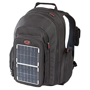 Voltaic OffGrid Solar Backpack in Silver