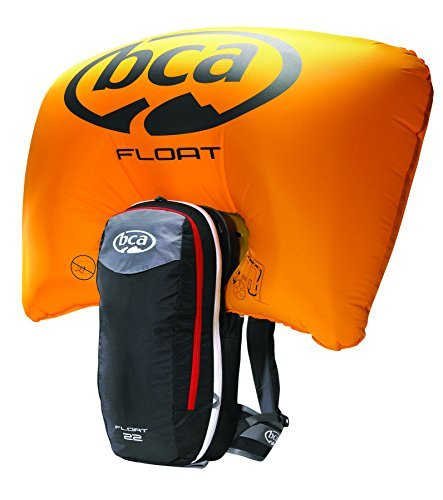 BCA Float 22 Airbag Pack One Size Black by Backcountry Access