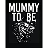 Mummy To Be Halloween Pregnancy Maternity Mom Mother - Sticker