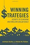 Winning Strategies, Anirban Dutta and Hetzel W. Folden, 0470824662