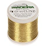 Tacony Corporation Madeira Metallic Thread 200 Meters-Medium Gold